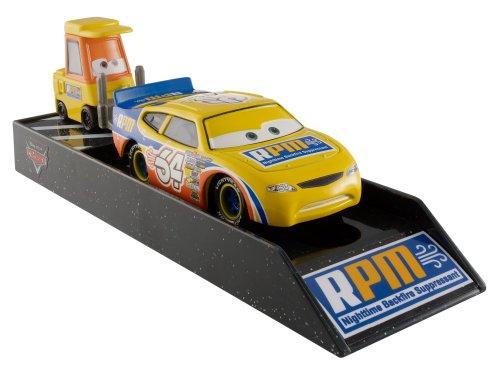 Disney Cars Pit Crew Launchers #64 Piston Cup Racer Vehicle