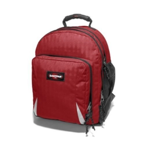 Eastpak Unisex Adult Egghead Laptop Backpack EK052585 Campus Red