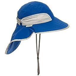 Sunday Afternoons Mens Adventure Hat (Royal/Royal, L)