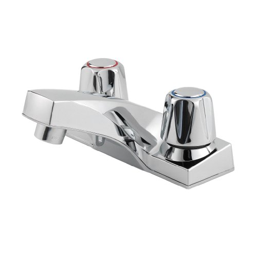 Discount Bathroom Sink Faucets -Pfister G143-5000 Pfirst Series 4 ...