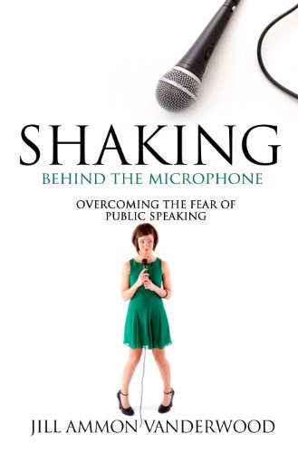 Shaking Behind the Microphone Overcoming the Fear of Public Speaking