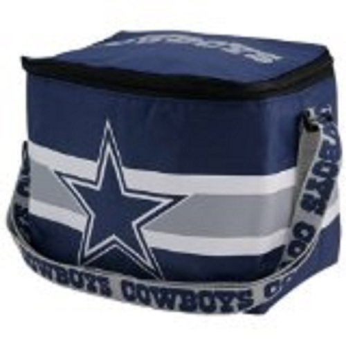 Dallas Cowboy Big Logo 12 Pack Zipper Lunch Cooler at Amazon.com