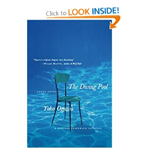 The Diving Pool: Three Novellas Yoko Ogawa and Stephen Snyder