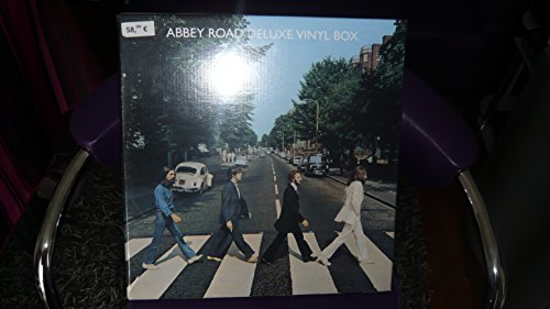 ABBEY ROAD (VINYL BOX+LARGE T-SHIRT)  [Analog]