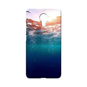 BLUEDIO Designer Printed Back case cover for Meizu MX6 - G1178