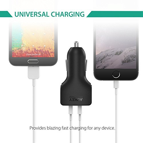 AUKEY-Caricabatteria-per-Auto-24A-2-Porte-USB-Car-Charger-con-AiPower-Supporta-iPhone-7-7-Plus-6s-6s-Plus-6-6-Plus-5s-iPad-Samsung-GALAXY-S6-S6-Edge-S5-S4-Huawei-HTC-e-Altri-Dispositivi-con-Input-di-5