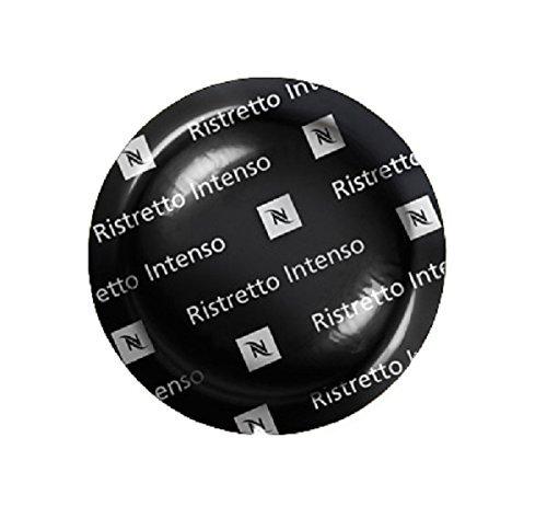 Nespresso Pro Capsules Pods - 50x Ristretto Intenso - Original - for commercial machines