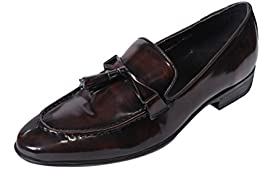 GNX Black Casual Loafer for Men B01N6DD9P6