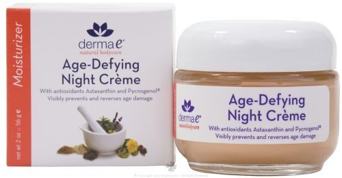 derma e - Astazanthin And Pycnogenol Night Creme cream [Misc.]