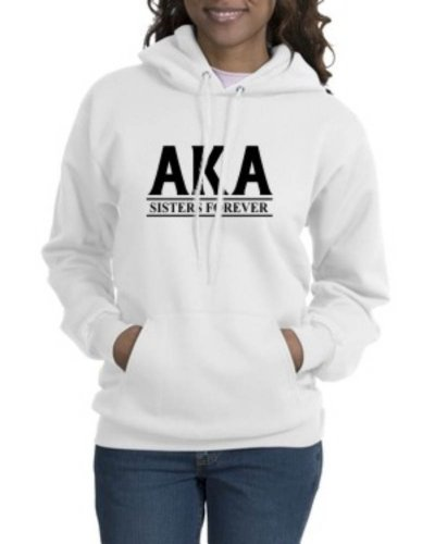 Alpha Kappa Alpha Message Sweatshirt
