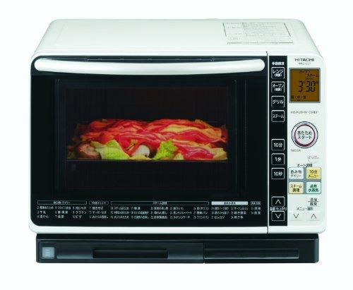 Why Choose Hitachi Healthy Chef Superheated Steam Oven Pearl White Mro-ls7-w Mro-ls7-w