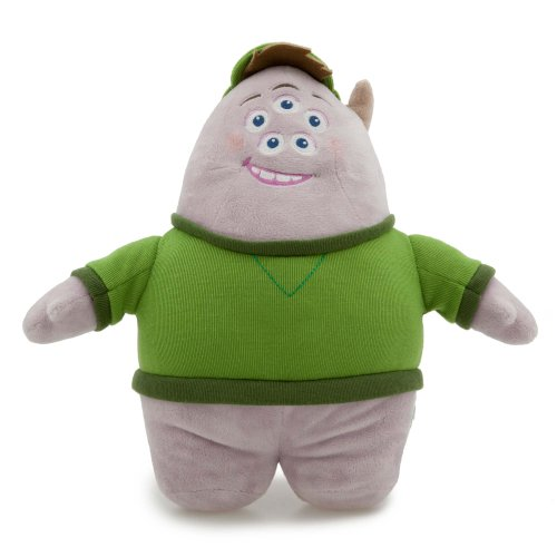 "Squishy ~12.5"" Plush: Monsters University Plush Collection"