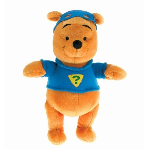 Winnie the Pooh Super Sleuth Soft Toy - 1