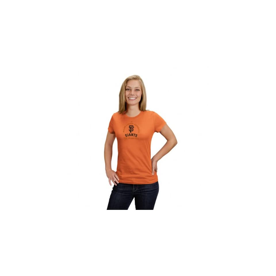 San Francisco Giants Womens Critical Play Tee