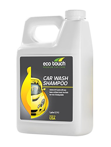 Eco Touch (CWS1G) Car Wash Shampoo - 1 Gallon (Blue Coral Car Wash And Wax compare prices)