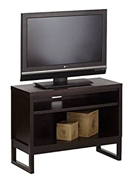 TV Stand in Dark Chocolate Finish
