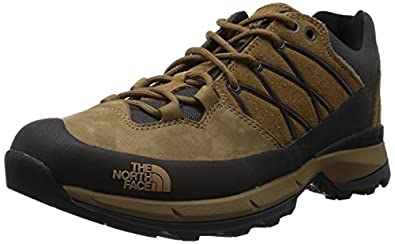 The North Face Mens Wreck M Trekking and Hiking Shoes T0A8BMYW0 Utility Brown/Asphalt Grey 14 UK