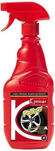 Kimicar-0540500-Polilega-Pulitore-Cerchioni-500-ml-Giallo-Chiaro-Set-di-1