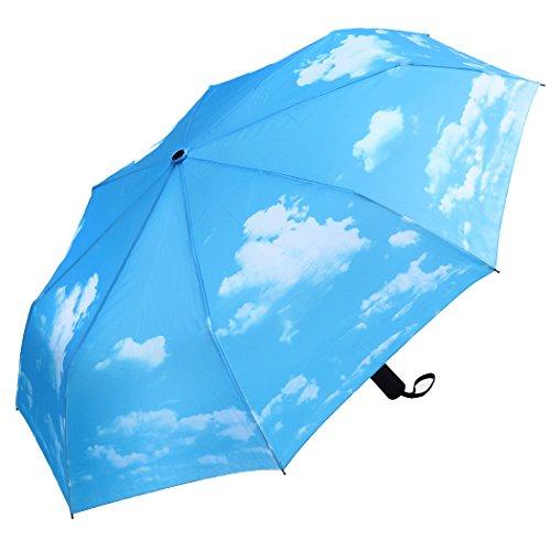 plemo-regenschirm-sonniger-himmel-automatik-taschenschirm-94-cm-durchmesser
