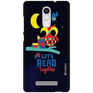 Printland Designer Back Cover For Xiaomi Redmi Note 3 - Probably Cases Cover
