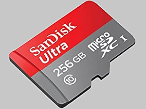 Professional Ultra SanDisk 256GB verified for Samsung Galaxy Note Fan Edition MicroSDXC card with CUSTOM Hi-Speed, Lossless Format! Includes Standard SD Adapter. (UHS-1 A1 Class 10 Certified 100MB/s) (Color: 256GB)