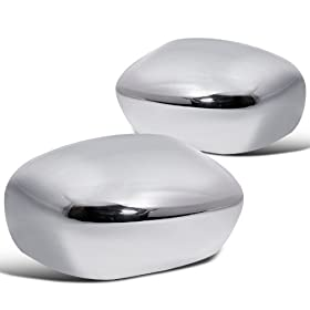 Chrysler 300C Dodge Magnum Charger Chrome Side Mirror Covers