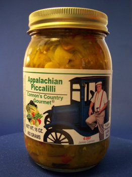 Mr. Cannon'S Country Gourmet Appalachian Picalilli Relish