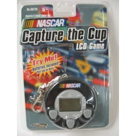 NASCAR Capture the Cup LCD Game