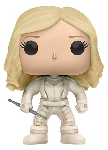 Funko - Figurine DC Legends Of Tomorrow - White Canary Pop 10cm - 0849803096854