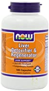 Now Liver Detoxifier & Regenerator, 3…