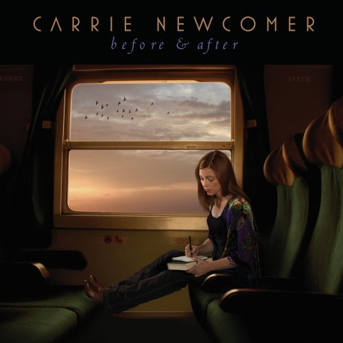 Before & After by Carrie Newcomer album cover