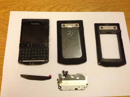 BlackBerry Porsche Design P '9981 full housing Black Friday & Cyber Monday 2014