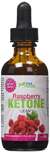 Viva Oasis Raspberry Ketone Drops Ultra Liquid Lean