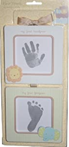 C.R. Gibson First Prints Handprint Kit, Noah's Ark (Discontinued by Manufacturer)