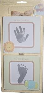 C.R. Gibson First Prints Handprint Kit, Noah's Ark