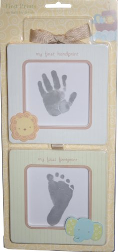 C.R. Gibson First Prints Handprint Kit, Noah's Ark