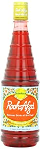 Hamdard Rooh Afza Sharbat Syrup, Rose, 28.22 fl.oz