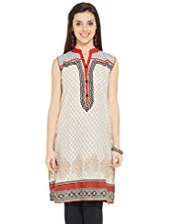 Corpo Bello Ladies Synthetic KURTA