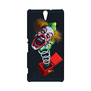 BLUEDIO Designer Printed Back case cover for Sony Xperia C5 - G4780