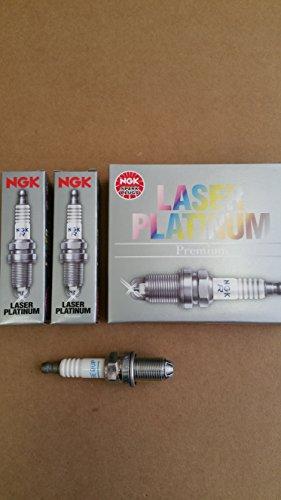BMW Spark Plugs, Plug Set Laser Platinum NGK OEM 3199 (6pcs) (Ngk Laser Platinum compare prices)