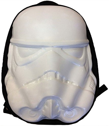 Star Wars Stormtrooper Molded 3d Backpack