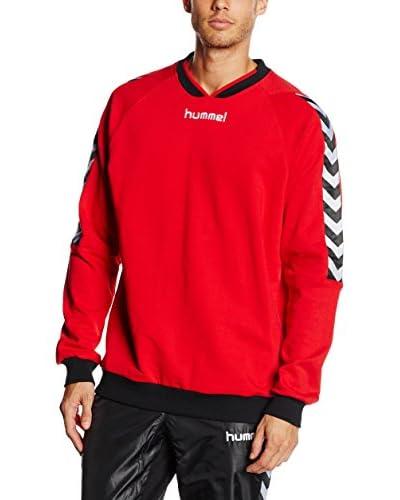 Hummel Sweatshirt Stay Authentic rot