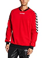 Hummel Sudadera Stay Authentic (Rojo)