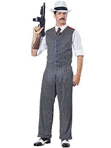 Adult Mobster Costume