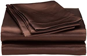 Divatex Home Fashions Royal Opulance Satin Sheet Set at Sears.com
