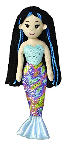 "Aurora World Morgana Mermaid 10"" Plush"