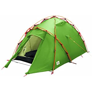 Vaude Power Odyssee green