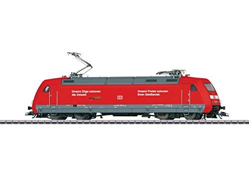 Mrklin-39375-E-Lok-BR-101-DB-AG-Fahrzeuge