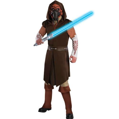 Star Wars Plo Koon Deluxe Adult Costume