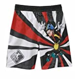 Disney Baby/Toddler Boys' Mickey Swim Trunks - UPF50+ (5T)